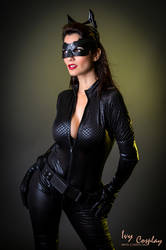 Catwoman by Ivy95