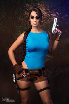 Lara Croft Is Back!