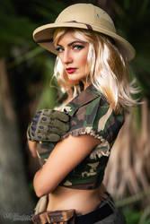 Sonya Devereaux by Ivy95