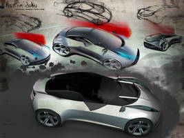 car design contest by kazimdoku