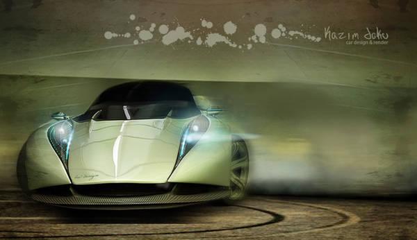 drift concept car i love drift by kazimdoku