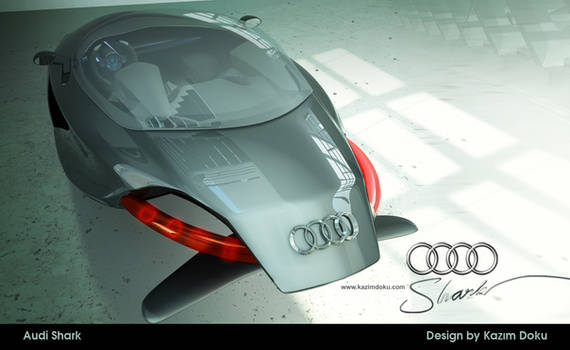 audi car design concept