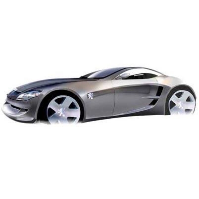 concept car 5 by kazimdoku
