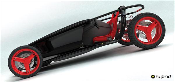 hybrid by kazimdoku
