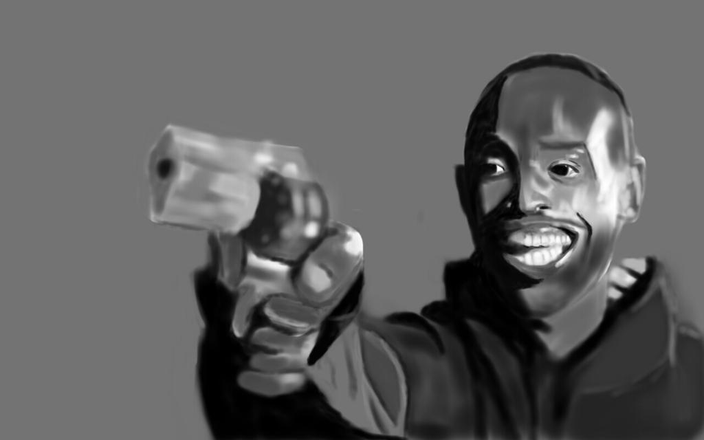 Omar Little By Barduk55