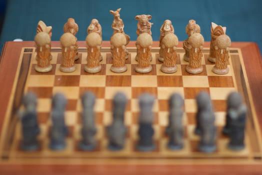 Aussie Chess Set