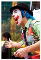 A clown by oliau