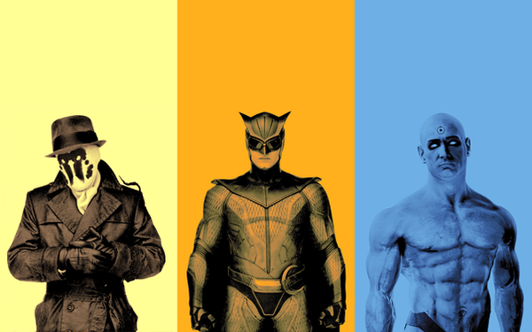 watchmen wallpaper. Watchmen Wallpaper by