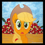 Applebuck Season -- EFNW Charity Quilt Square 2015