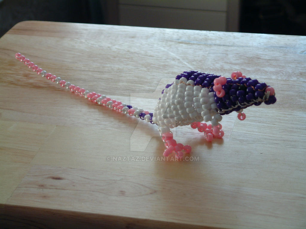 Beaded Rat 3 by naztaz