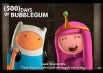 (500) Days Of Bubblegum