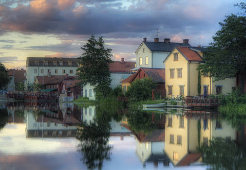 Lake Eskilstuna III