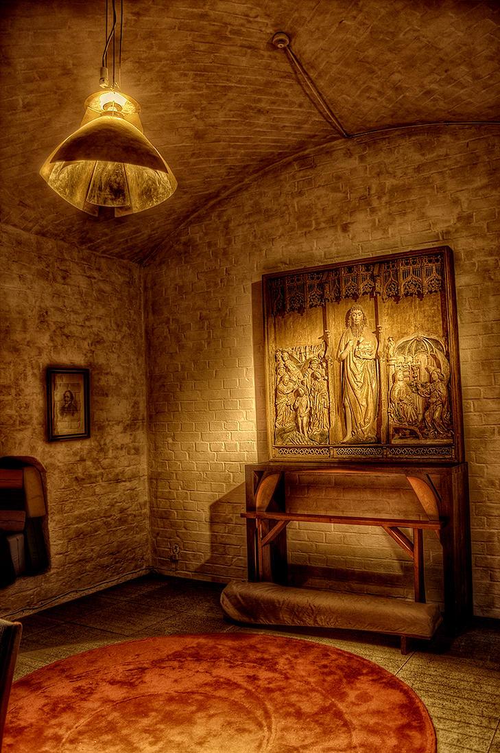 Prayer Room Interior Design