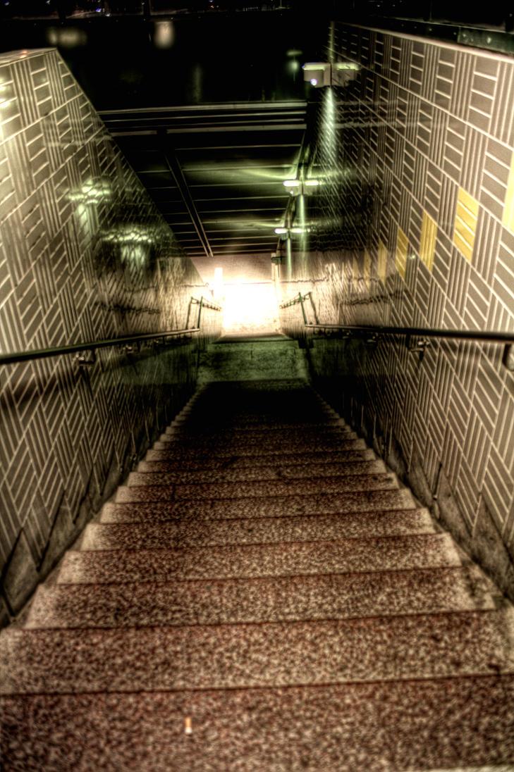 Step Down by HenrikSundholm