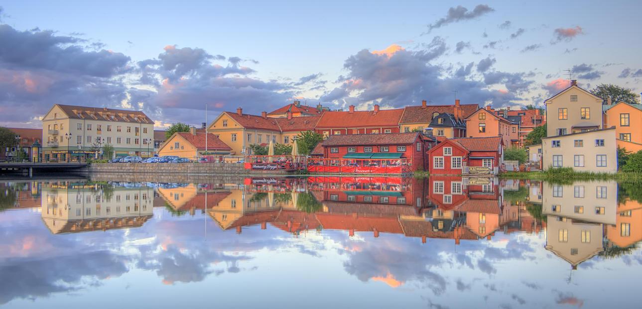 Lake Eskilstuna VI by HenrikSundholm