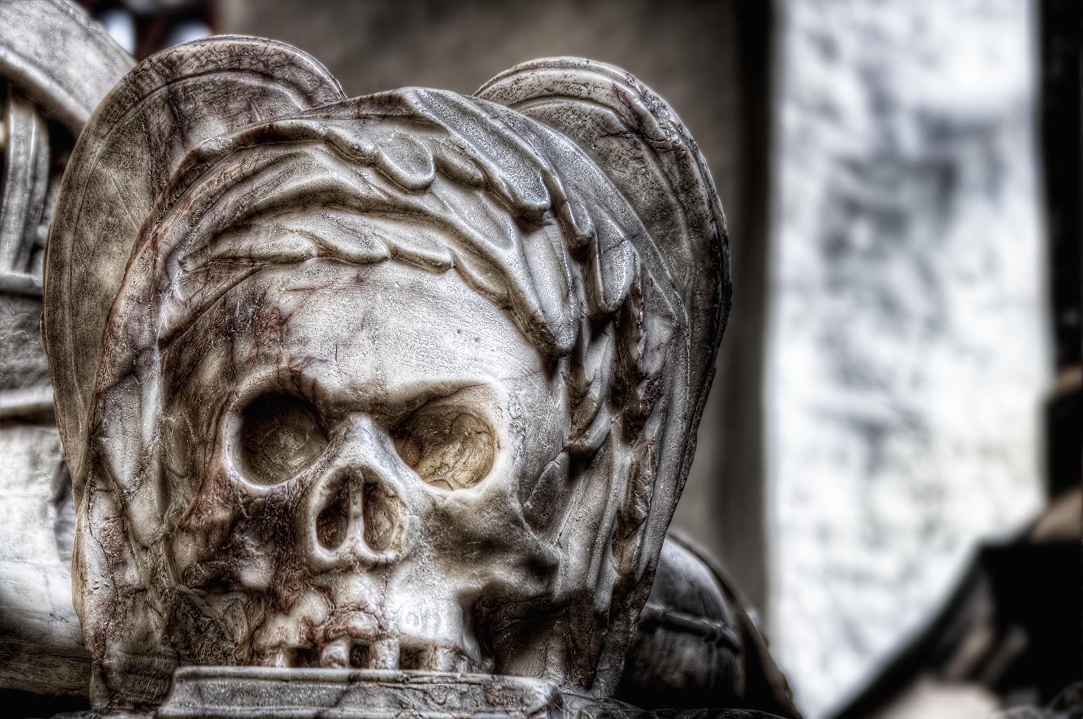 Death's Head by HenrikSundholm