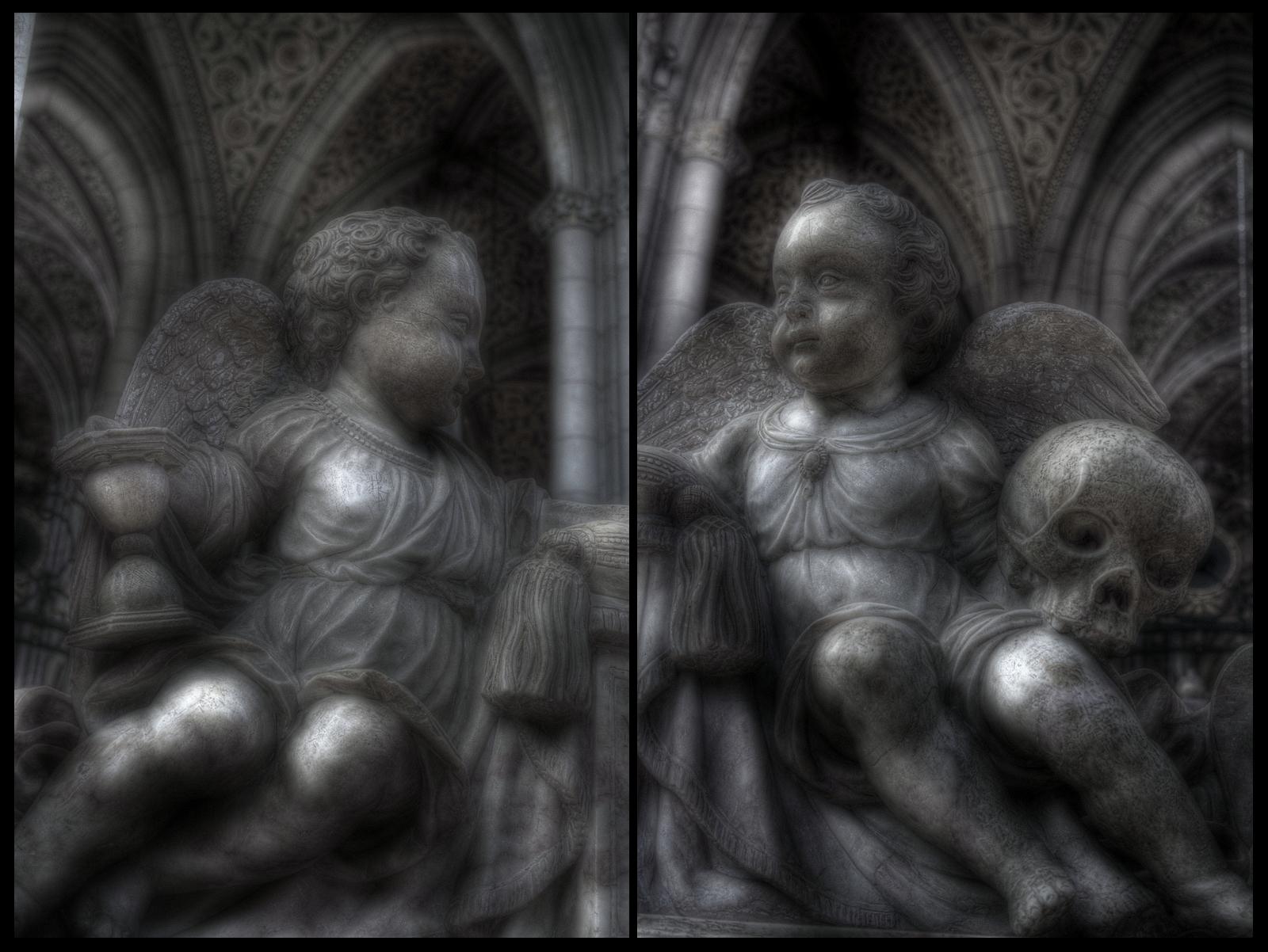 Angels of Evanescence by HenrikSundholm