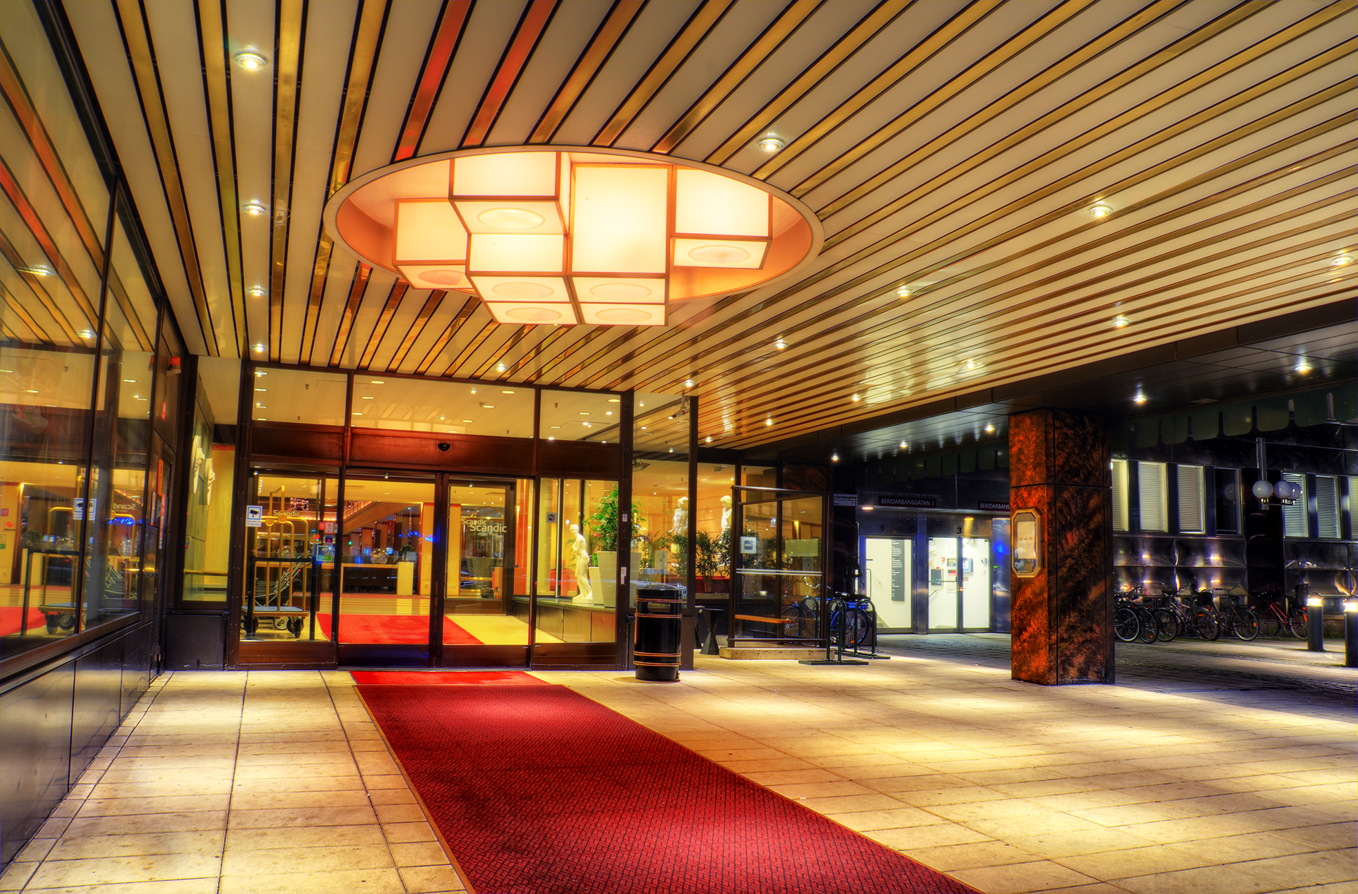 scandic plaza stockholm