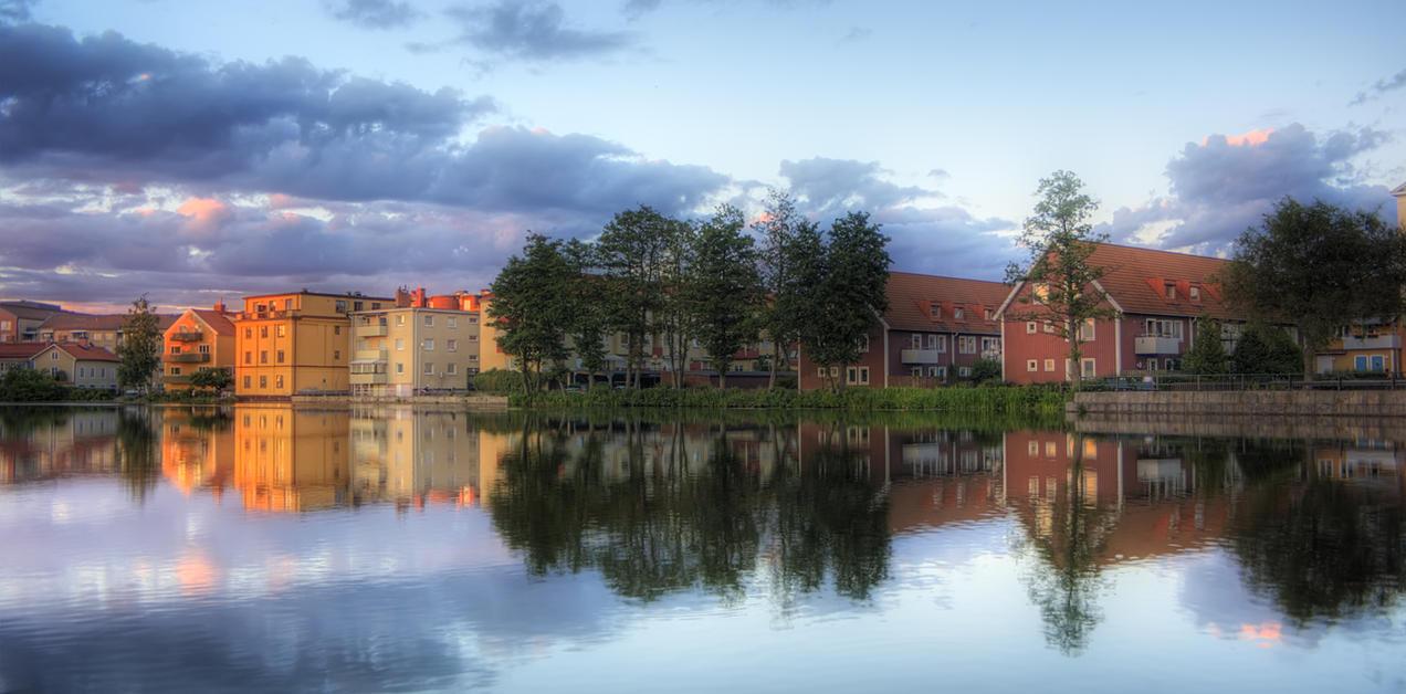 Lake Eskilstuna VII by HenrikSundholm