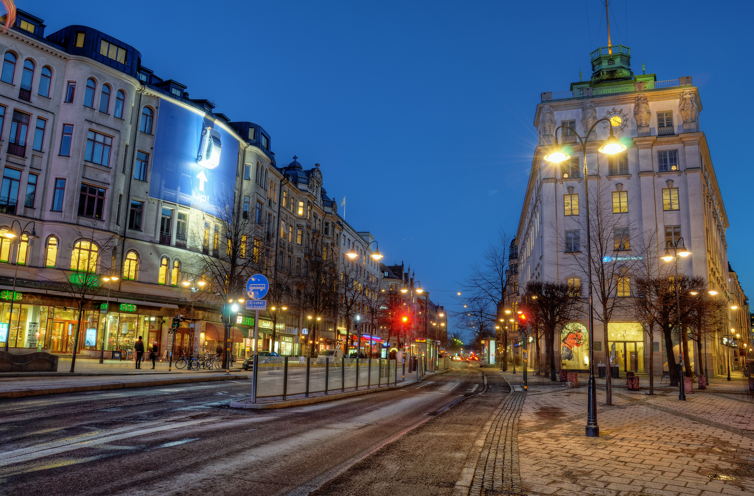 Sture Square II by HenrikSundholm