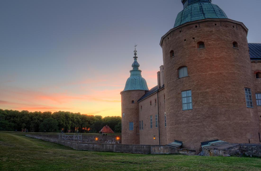 Kalmar Castle IX by HenrikSundholm