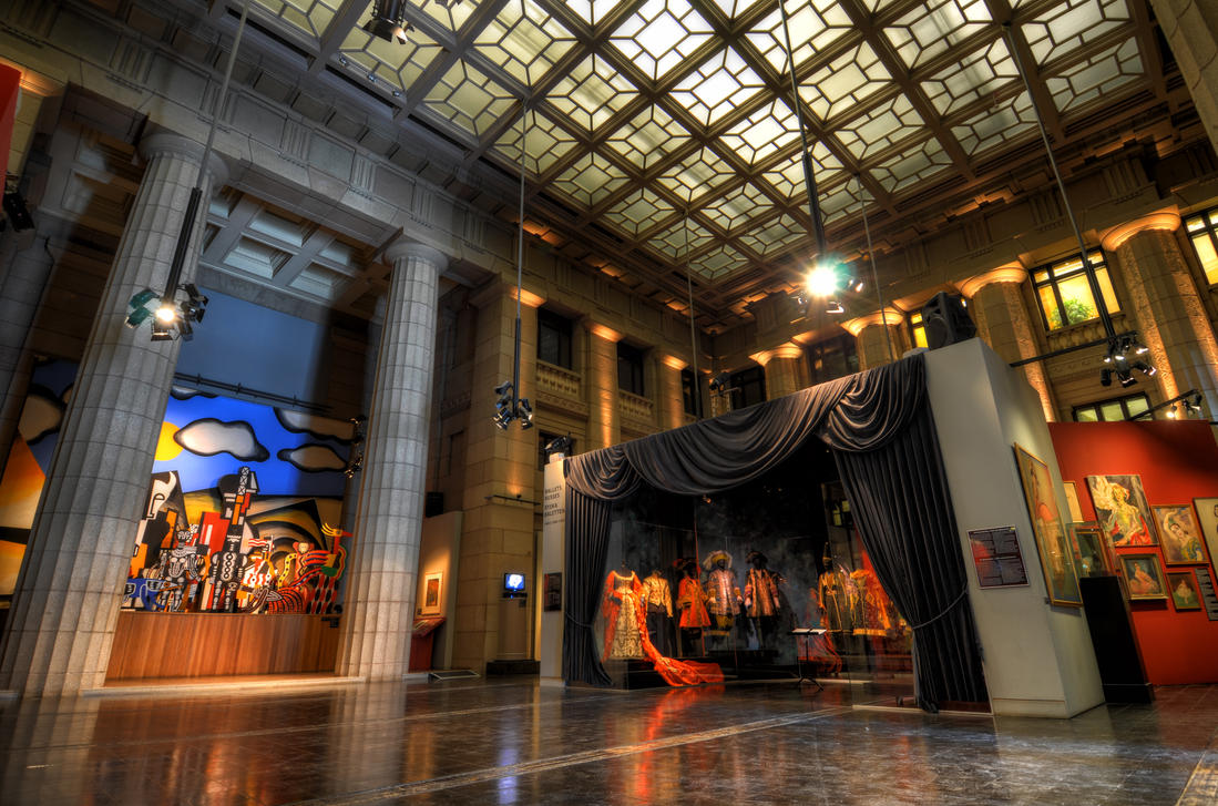 Museum of Dance by HenrikSundholm