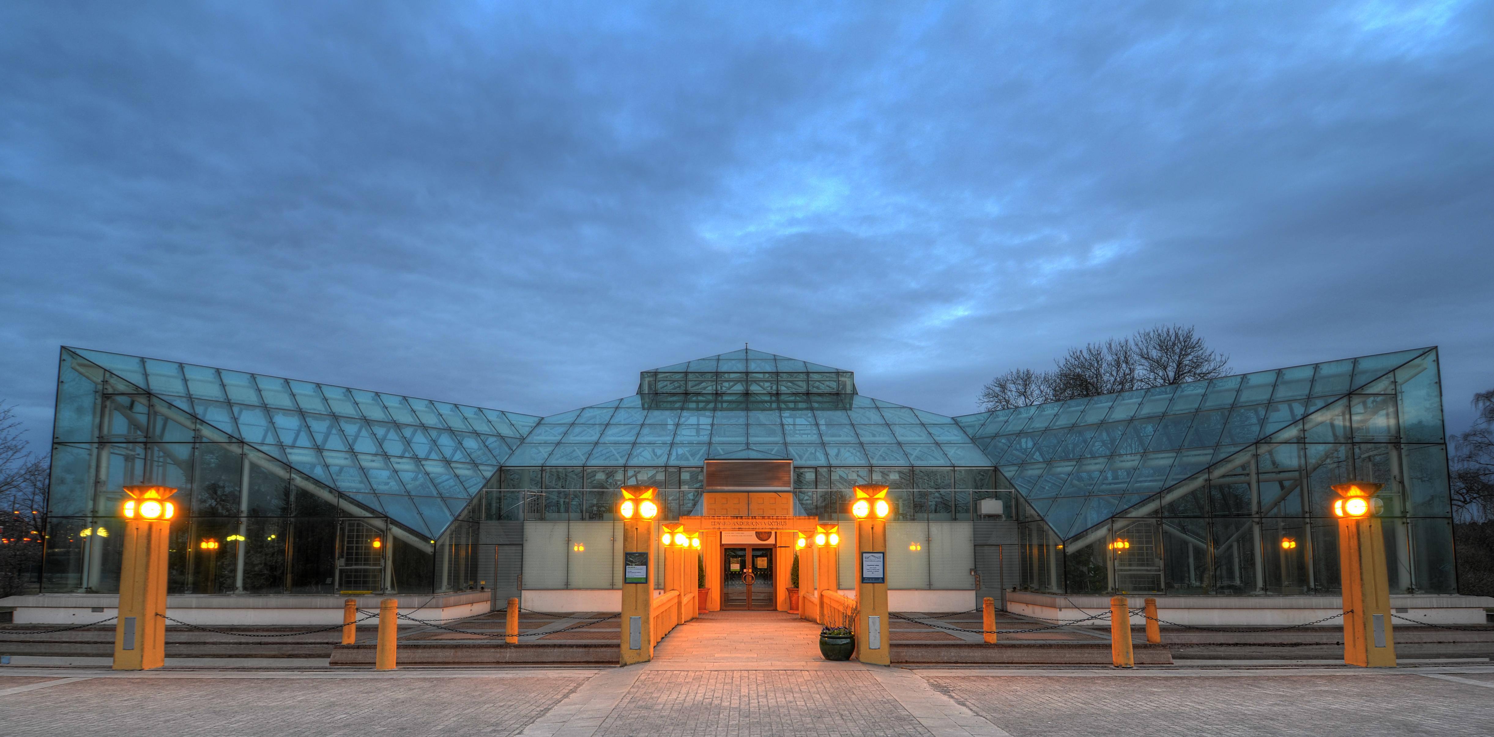 Edvard Anderson's Greenhouse by HenrikSundholm