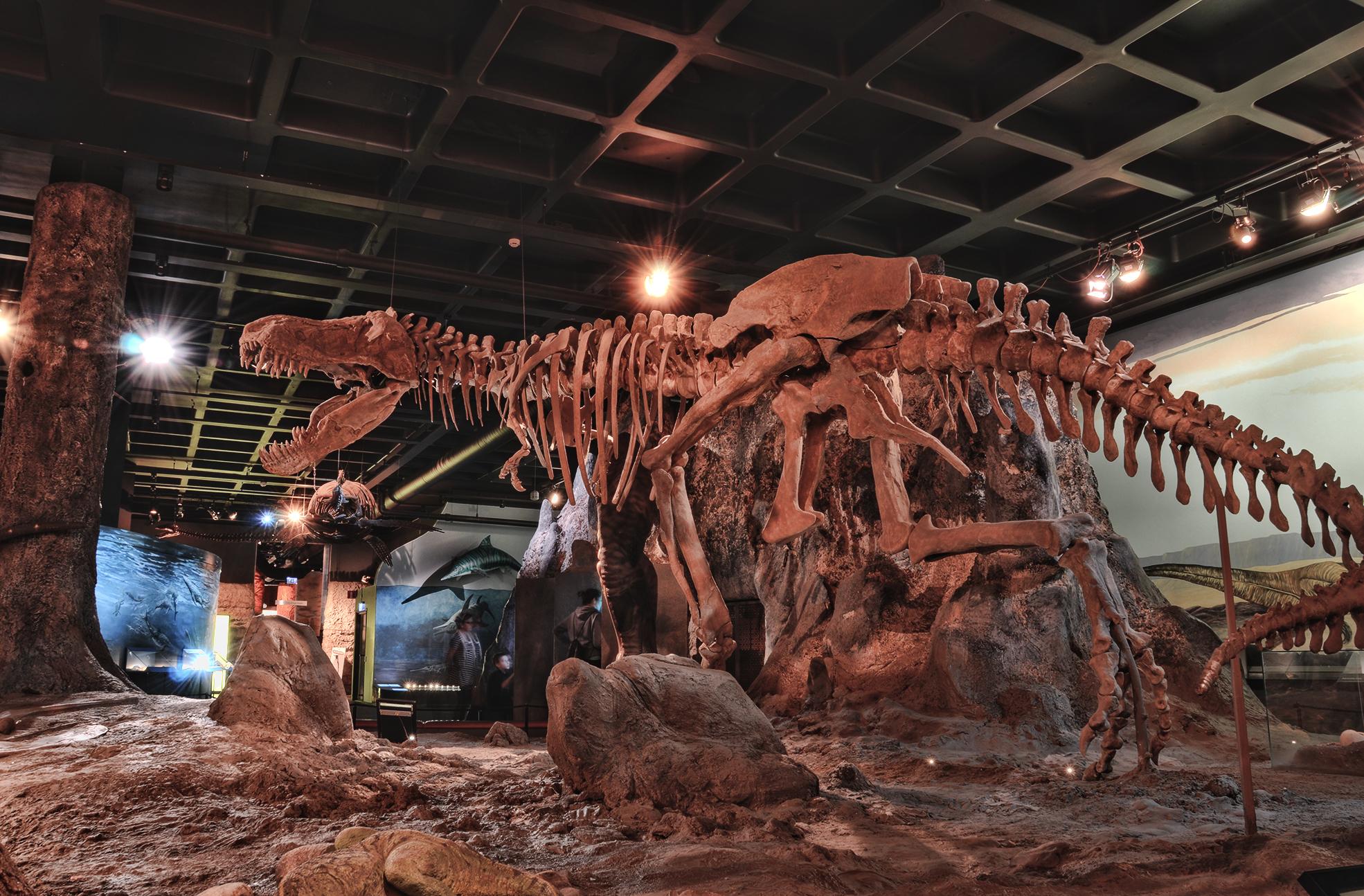 Tyrannosaurus Rex by HenrikSundholm