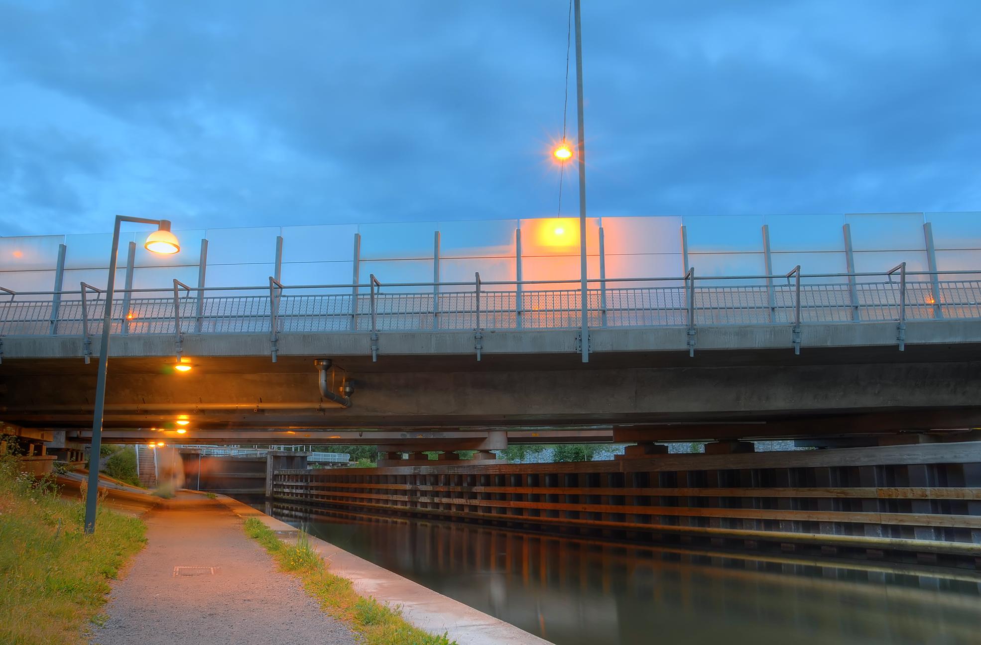 The Sickla Lock II by HenrikSundholm