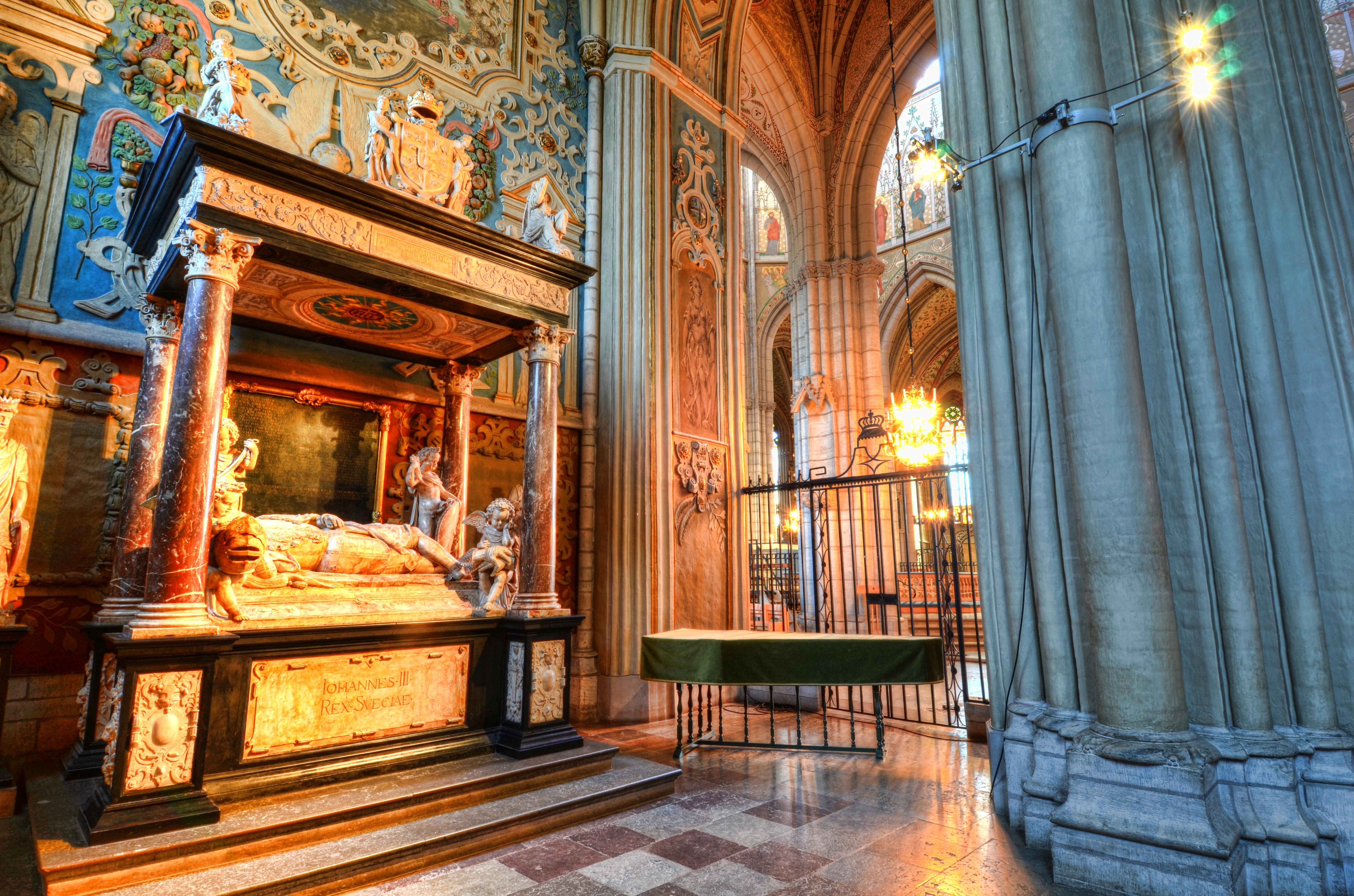 Uppsala Cathedral III by HenrikSundholm
