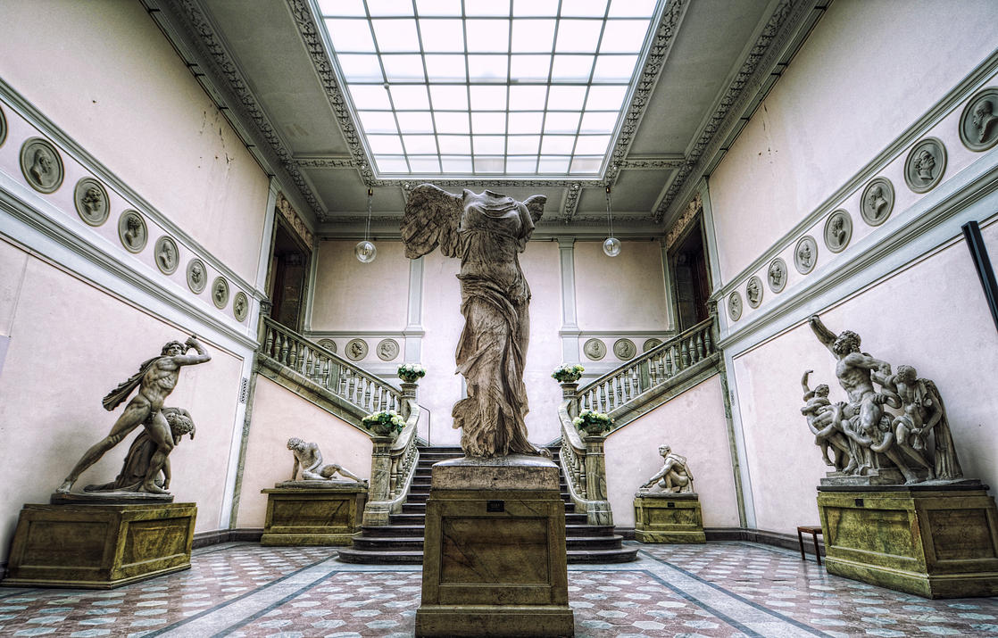 Academy of Arts by HenrikSundholm