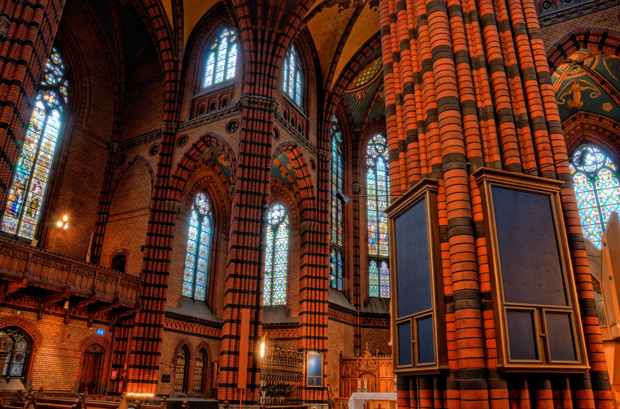 St. Johannes Church IV by HenrikSundholm