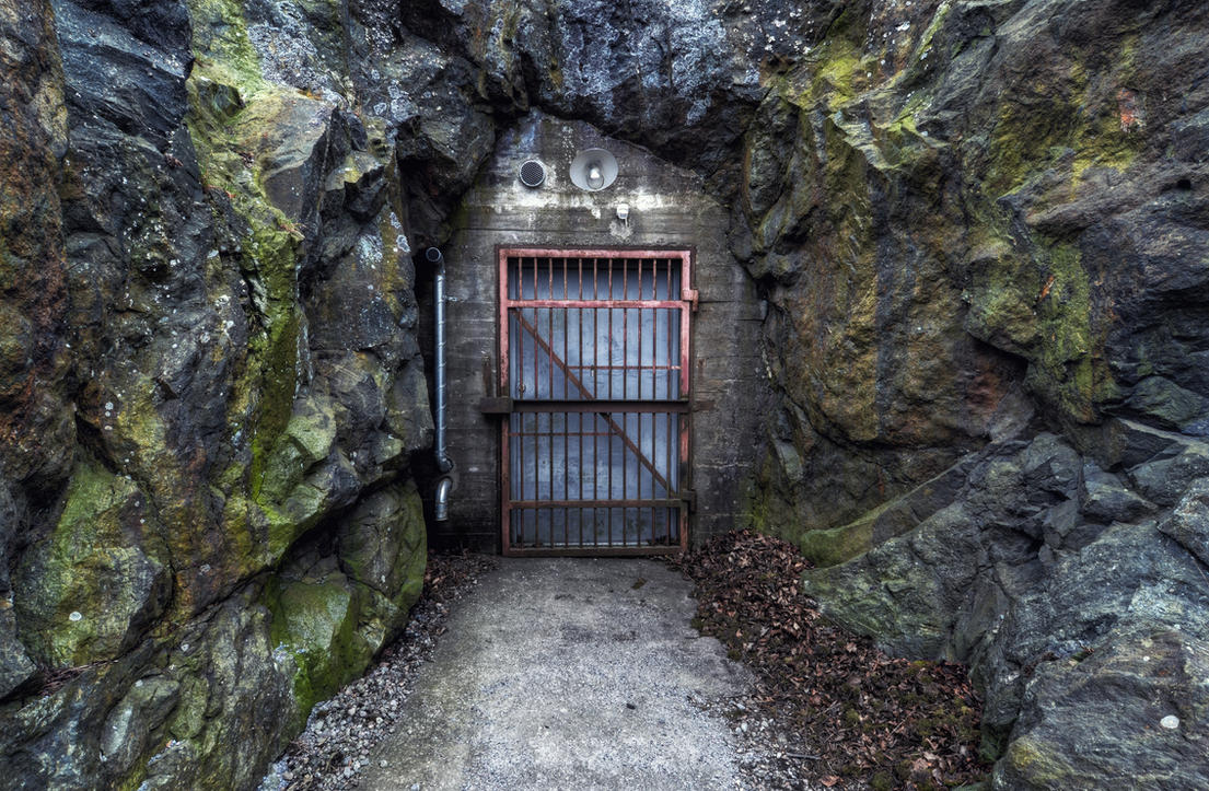 The Bomb Shelter by HenrikSundholm