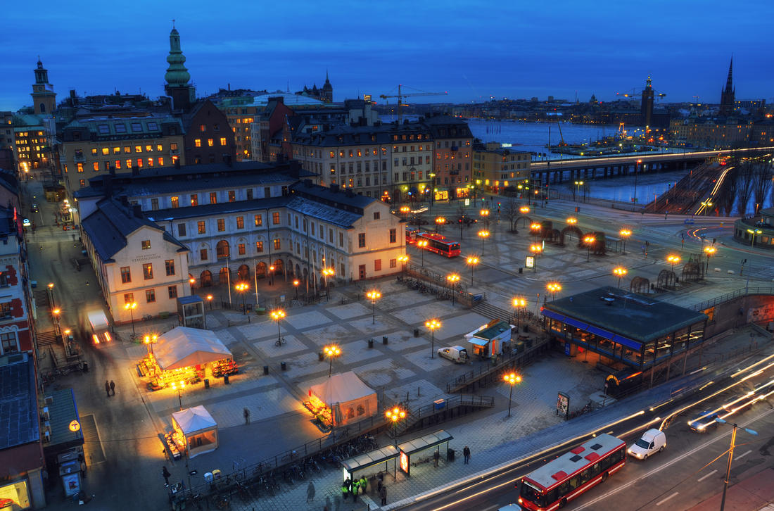 The Lock Area by HenrikSundholm