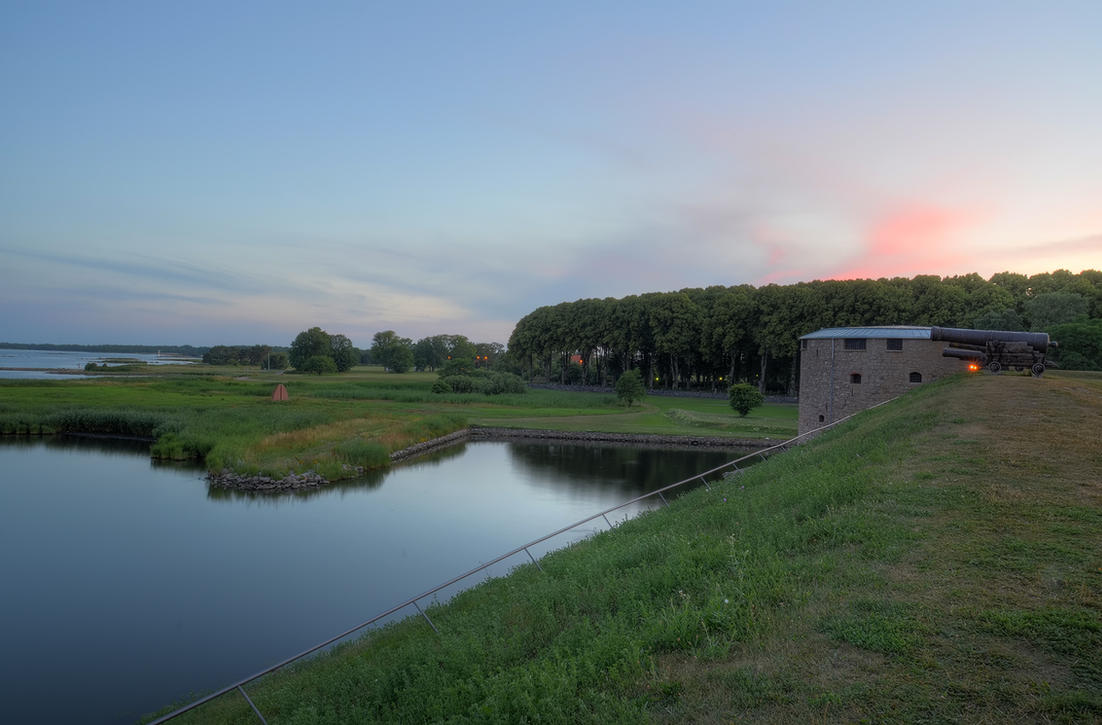 Kalmar Castle X by HenrikSundholm
