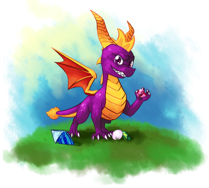 spyro_with_the_gems_by_combothebeehen-dc