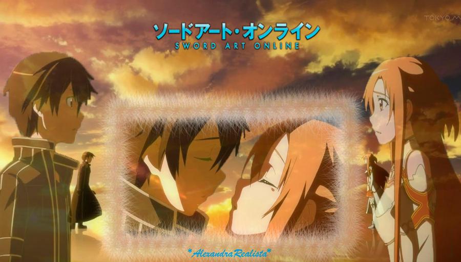 Love - Asuna e Kirito Wallpaper by XanaSakura