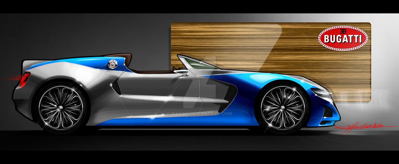 Bugatti Alsace Concept by magao