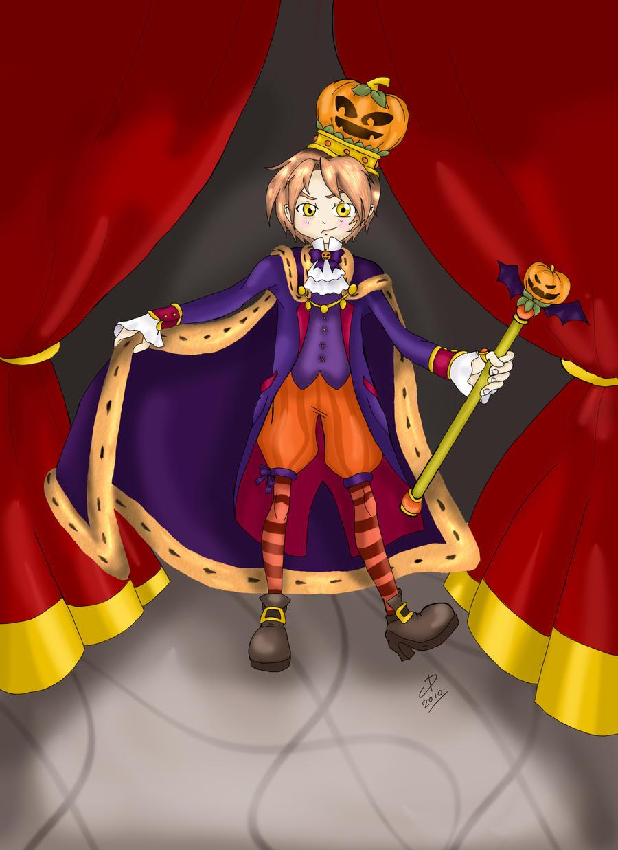 Pumpkin OC Kiseki Halloween by Hotaru-oz