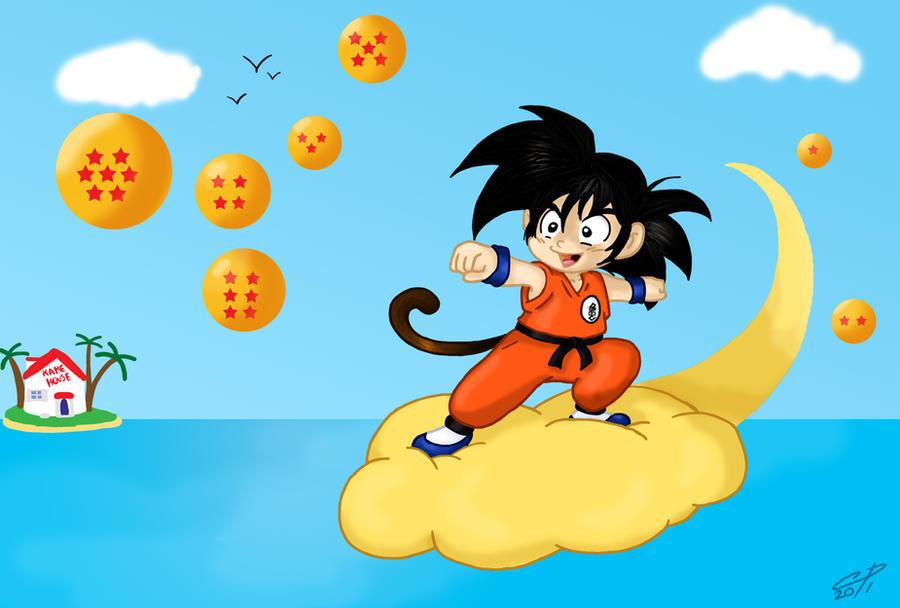 Dragonball by Hotaru-oz