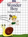 Wonder Boy remastered by Hotaru-oz