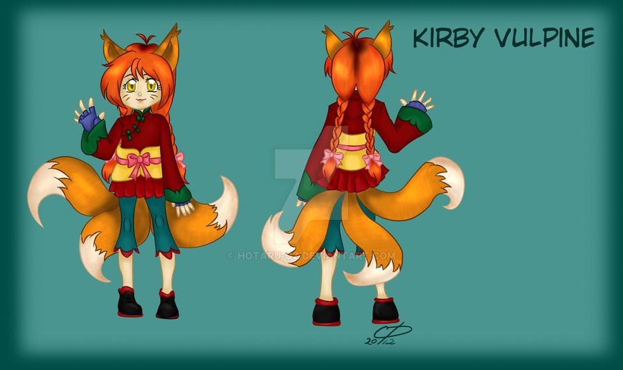 Kirby concept art by Hotaru-oz