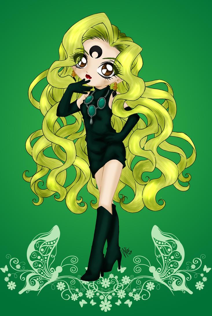 Emerald by Hotaru-oz