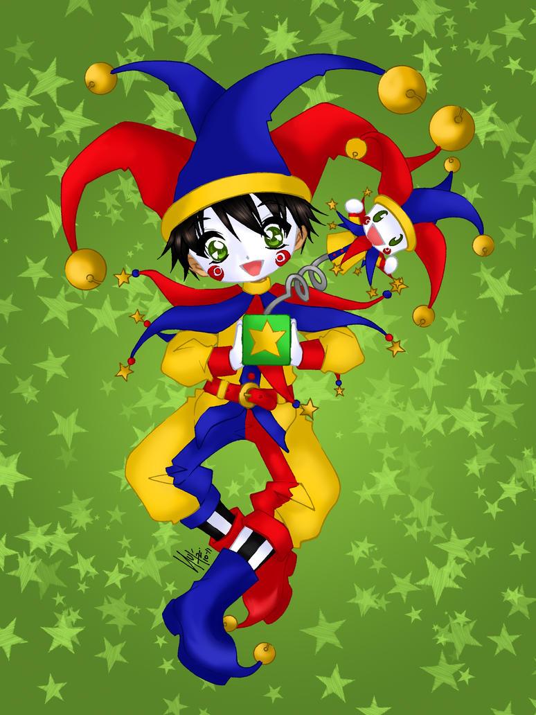 Jack coloured by Hotaru-oz