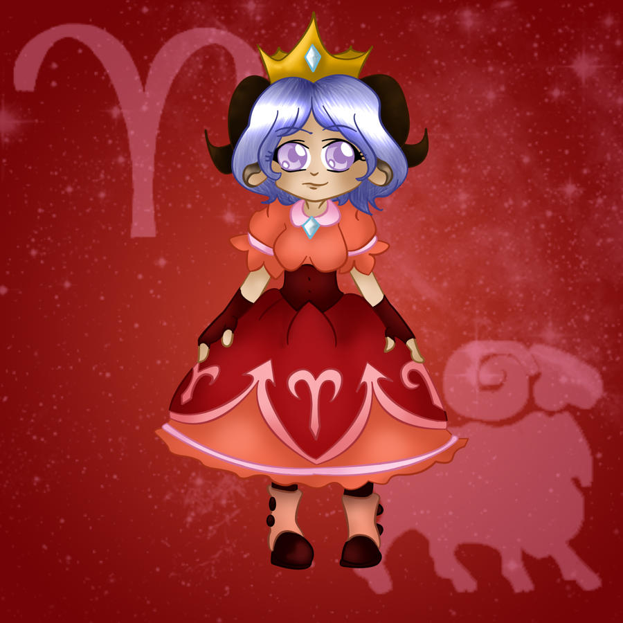Princess Aries by Hotaru-oz