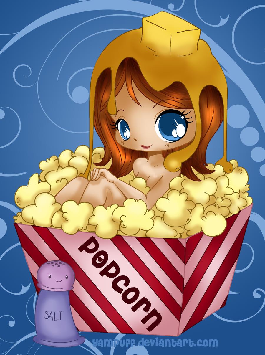 Popcorn by Hotaru-oz