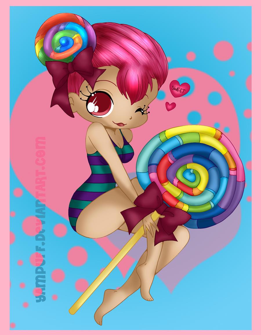 Lollipop by Hotaru-oz