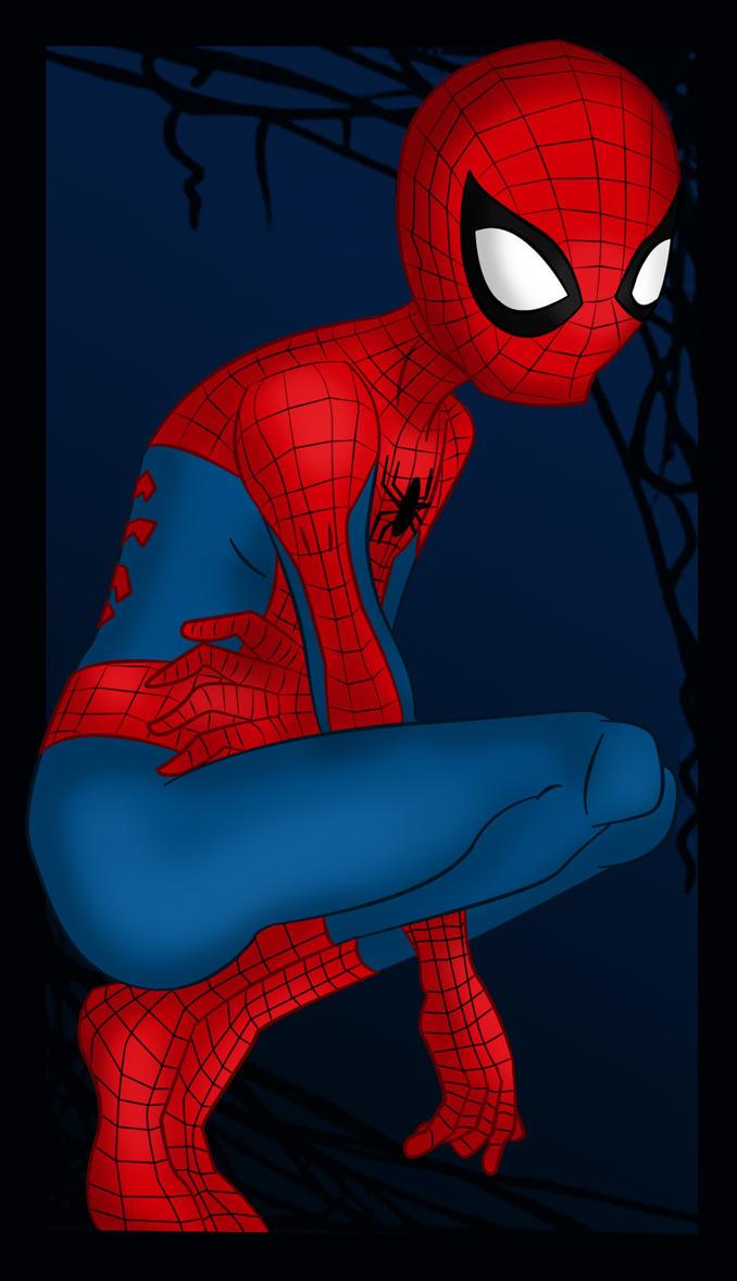 Spider-Man by Hotaru-oz