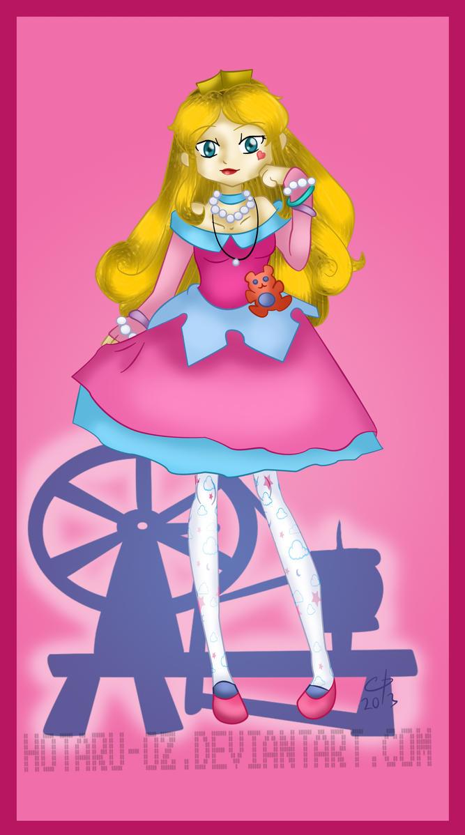 Harajuku Princess Aurora by Hotaru-oz