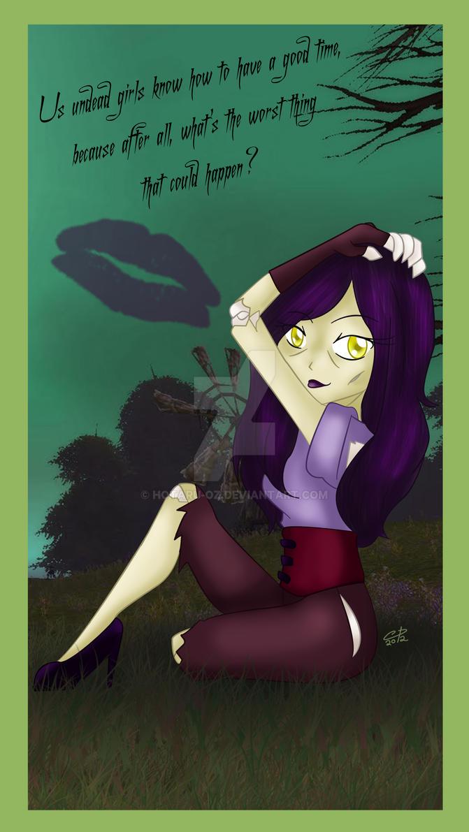 Miss Undercity by Hotaru-oz